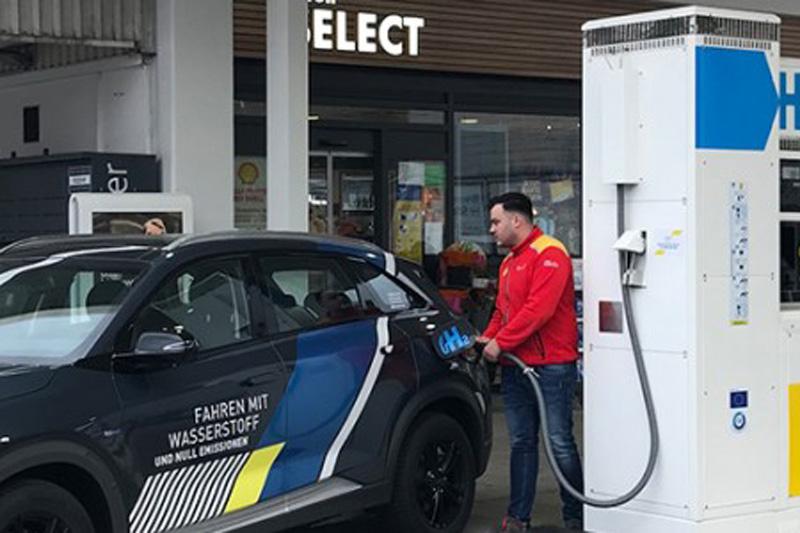 Dortmund mit neuer Wasserstoff-Tankstelle