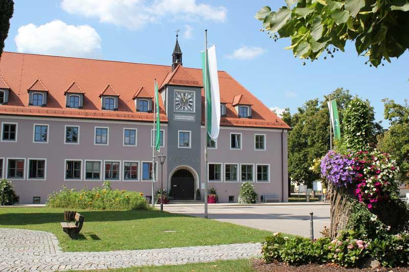 Stadt Maxhütte Haidhof
