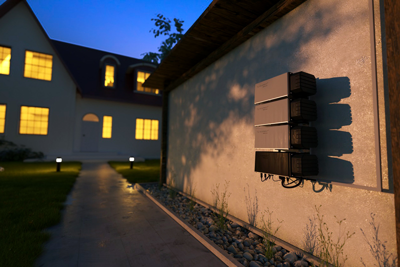 solarstromspeicher werden wirtschaftlich zfk zeitung f r. Black Bedroom Furniture Sets. Home Design Ideas