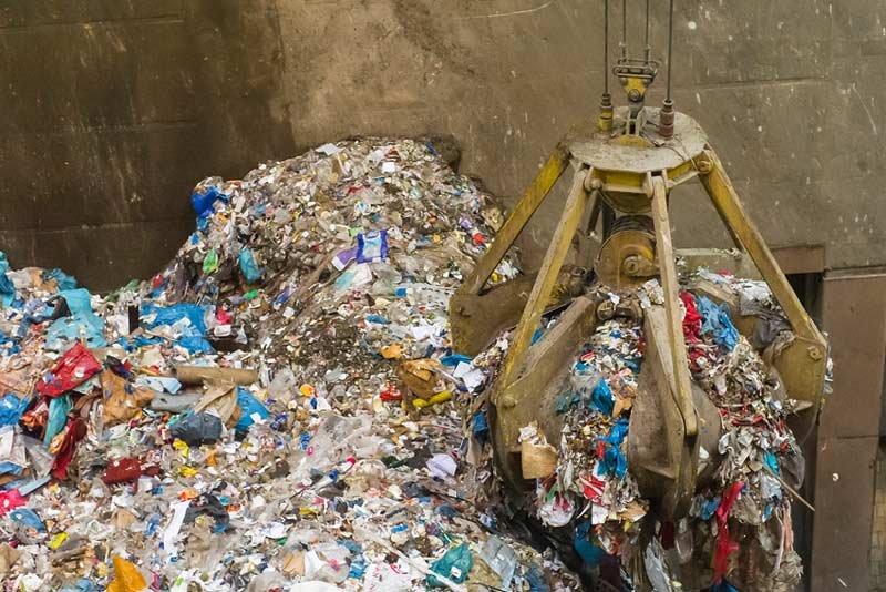 Müll Pro Kopf Deutschland 2021
